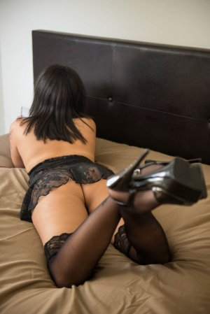 Hannah erotic massage in Monroe and escort girl