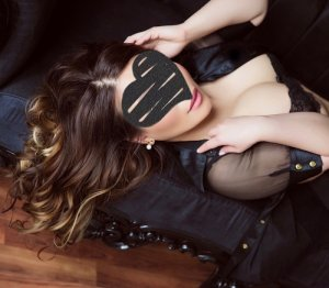 Leona nuru massage in Sun City West & escort girl